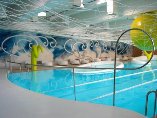 Park Hotel Ai Cappuccini: piscina della SPA.