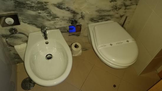 Prior Velho, Portugalia: Banheiro