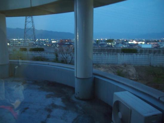 昭和町, 山梨県, 目の前に中央道。でも五月蝿くなかった。