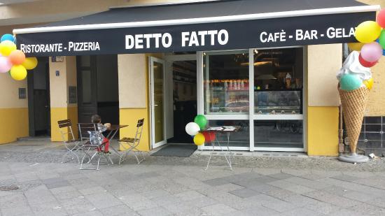 Detto Fatto Ristorante Pizzeria