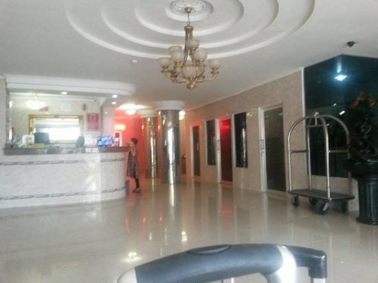 Hotel el Parador: Loby del hotel