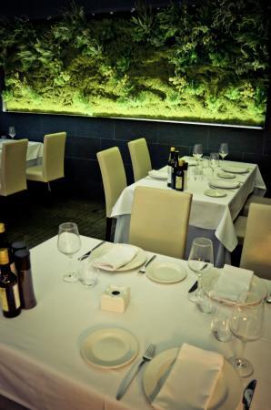 restaurante la terraza de alba en tres cantos con cocina