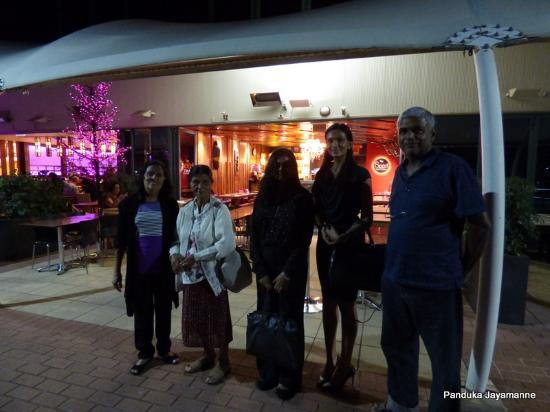 Baulkham Hills, Австралия: Outside the restaurant