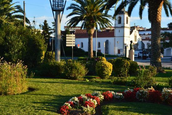 Hotel Villa Batalha: Praça próxima