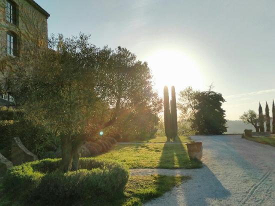 Aude, Francia: Chateau Villarlong