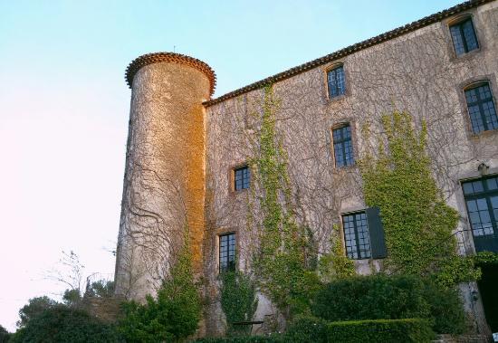 Aude, Frankrike: Chateau Villarlong