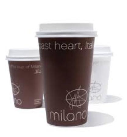 Bowen Island, Canada: Milano coffee
