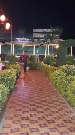 Zaika Garden Restaurant