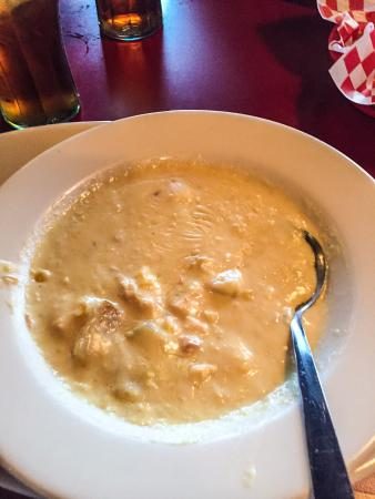 Jimmy Mac's Roadhouse: Corn Chowder