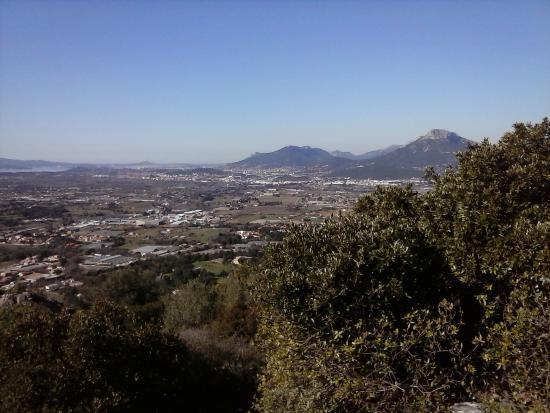 Le Mont Fenouillet