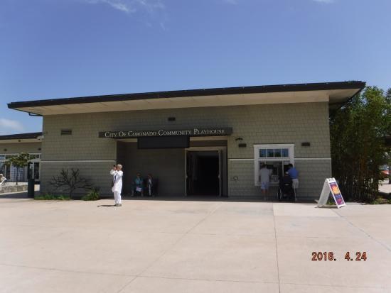 The Coronado Playhouse