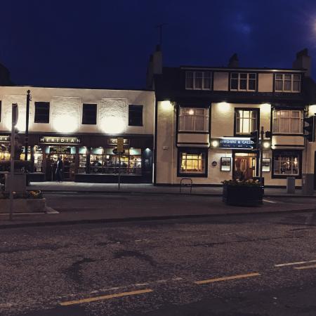 Ayrshire & Galloway Hotel Photo