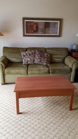 Fairfield Bay, AR: Living Room