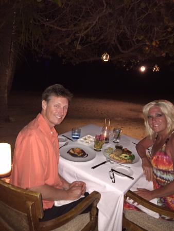 The Sugar Mill @ Little Dix Bay Resort: Best Dinner spot on earth!