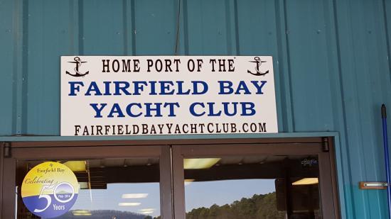 Fairfield Bay, AR: Entrance