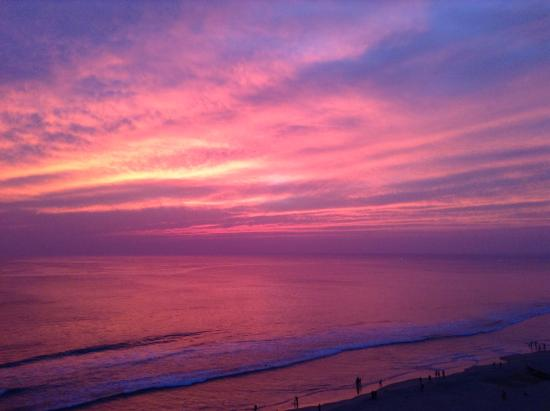 Baby House: beach/sunset