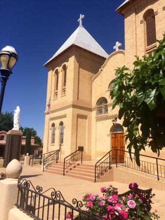 Mesilla, NM: Basilica of San Albino