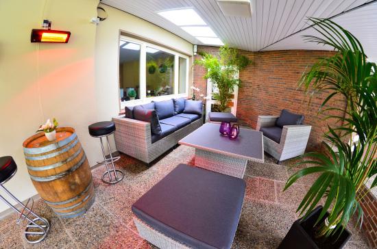 Hotel Rieckmanns Gasthof: Hotel-Lounge