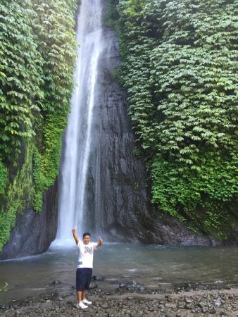Mayong, Индонезия: Chutes d'eau