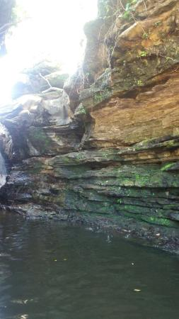 Alto Longa, PI: Cachoeira da Campeira