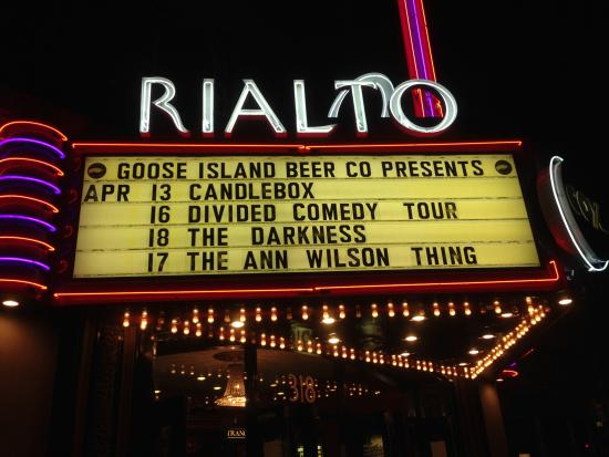 Rialto Theatre Foto