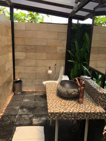 Outdoor Toilet And Basin Foto Natra Bintan A Tribute Portfolio