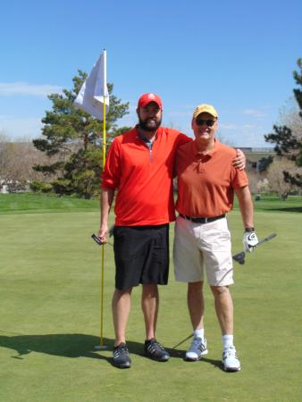 Englewood, CO: My son and I had a couple great rounds. Open only to members and hotel guests.