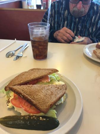 College Park Diner Foto