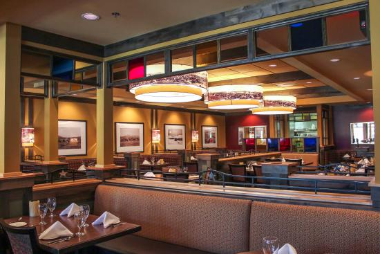 the helena may dining room | Dining Room - Picture of Silver Star Steak Company, Helena ...