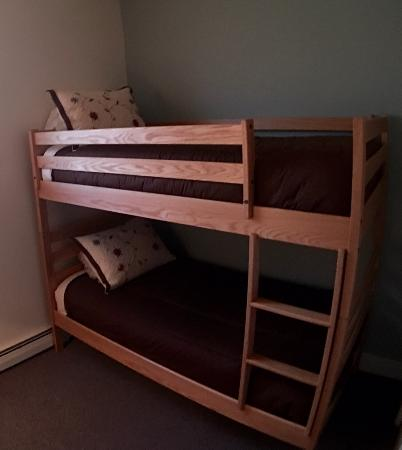 Bristol Suites: New Bunk beds in Deerleap