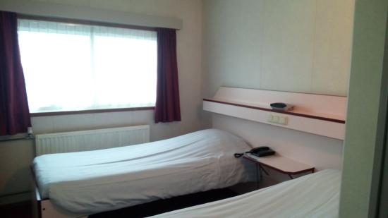 Amstel Botel: Double room