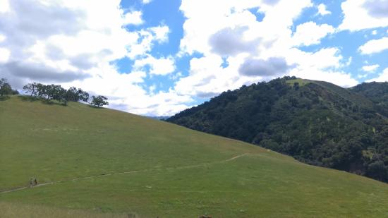 Sunol, Kaliforniya: Canyon View trail as part of little yosemite hike