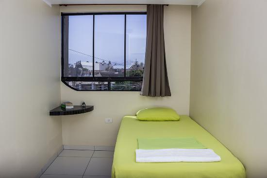 Ica Wasi Hospedaje : SINGLE BEDROOM