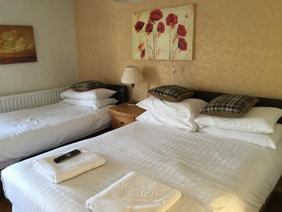 Bed And Breakfast Penrith England Single Rooms