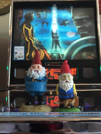 Main Street Amusements : My gnomes had a great time too.