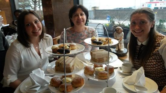 Minsky S Restaurant Regents Park Afternoon Tea