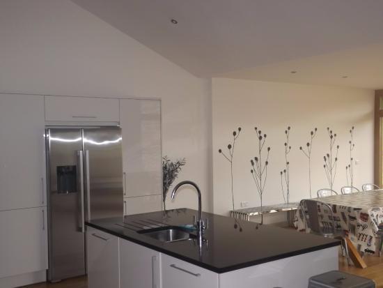 Dulcote, UK : Kitchen