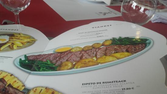 Moissy-Cramayel, Fransa: Photo du menu
