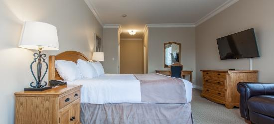Regent Hotel: King Room