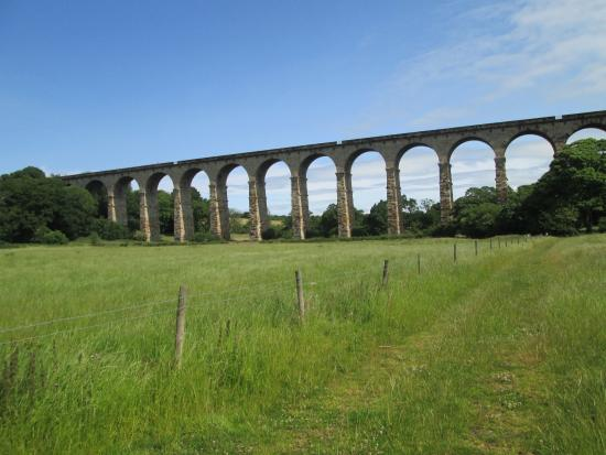 Harrogate Ringway: Crimple Viaduct