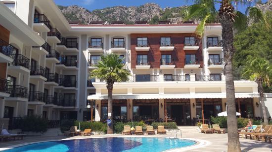 Meril Hotel Foto