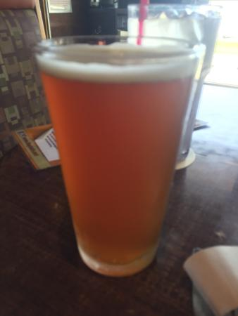 Hop Jack's: House Wheat beer.  Spook good and ice cold.