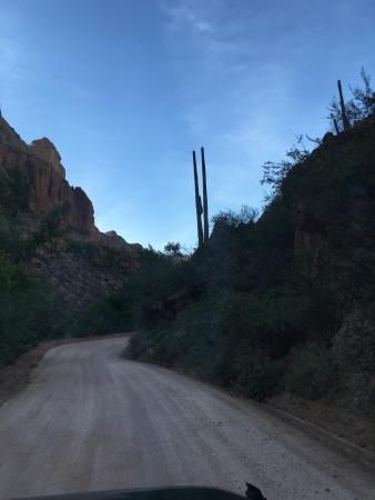 Tortilla Flat, Αριζόνα: Take a jeep