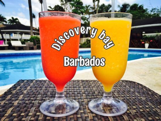 Holetown, Barbados: Frozen fruit delights