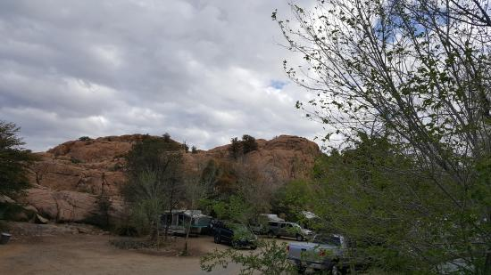 Point of Rocks Campground Image