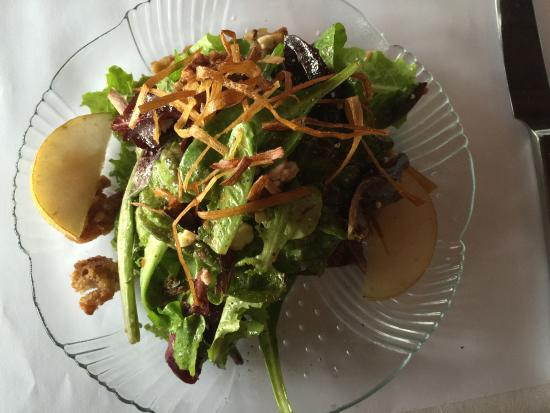 Albion, CA: Salad