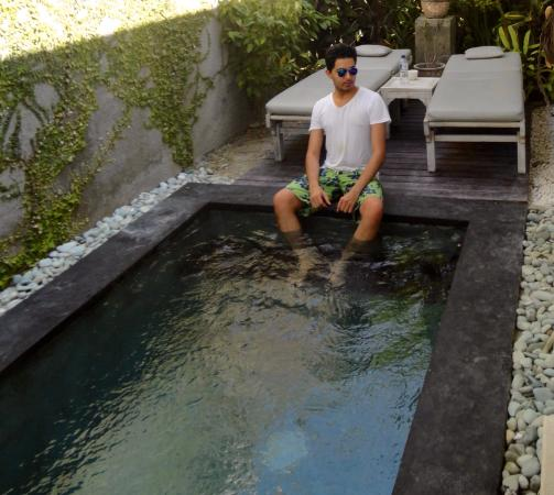 chilling on a sunny afternoon picture of new pondok sara villa rh tripadvisor com