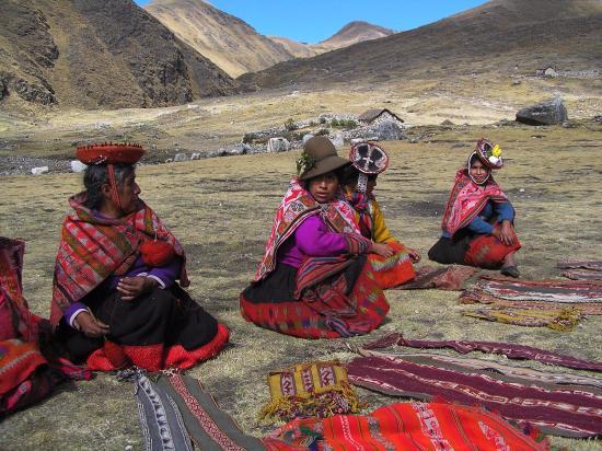 Ethnias Peru