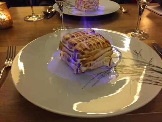 La Gree des Landes: Omelette norvégienne