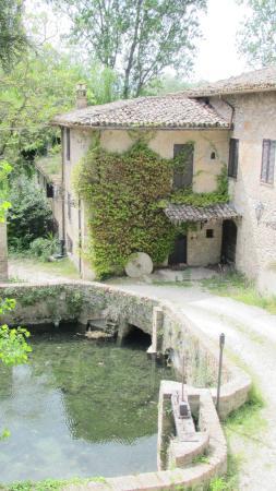 Campello sul Clitunno, Italia: il mulino